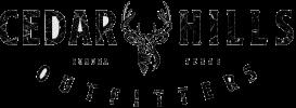 Cedar Hills Outfitters (Black)